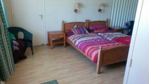 Domburg 2015 Ferienhaus Airbnb Schlafzimmer