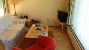 Domburg 2015 Ferienhaus Airbnb Wohnzimmer