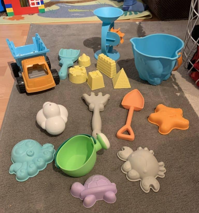 Balnore Strandspielzeug Set