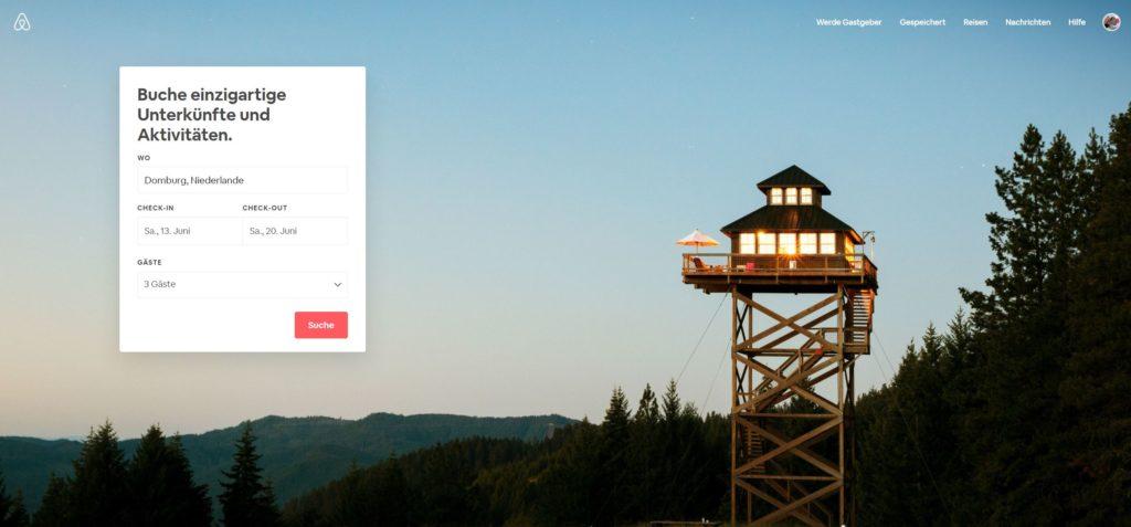 Domburg Airbnb Startseite